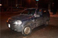 В ДТП в центре Оренбурга пострадал водитель «Kia Rio»
