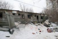 Бараки были построены в Краснооктябрьском районе в качестве временного жилья, но превратились в постоянное.