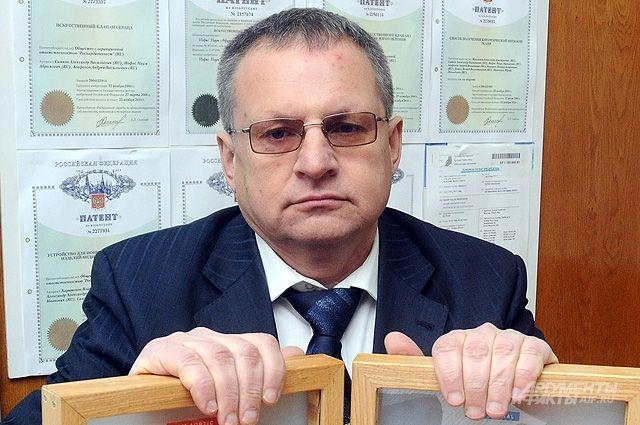 Александр Самков.