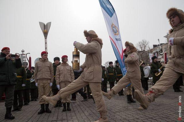 ВСочи стартуют Всемирные военные игры