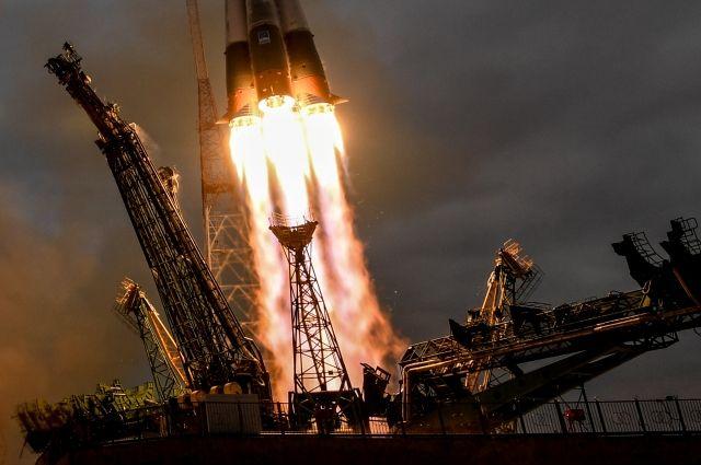 Ракета-носитель «Союз-У» впоследний раз стартовала сБайконура