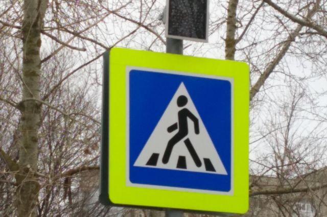 ВЧелябинске иностранная машина сбила ребенка, перебегающего дорогу внеположенном месте