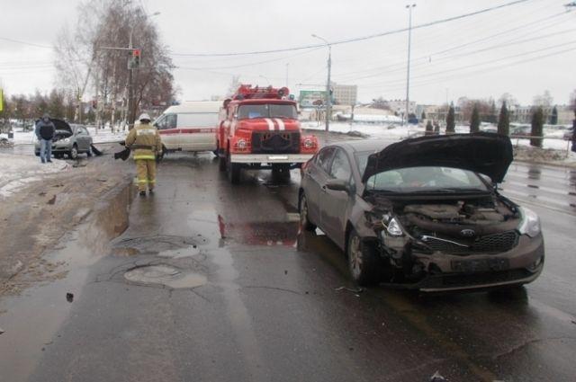 ВРыбинске шофёр без прав устроил трагедию, есть пострадавшие