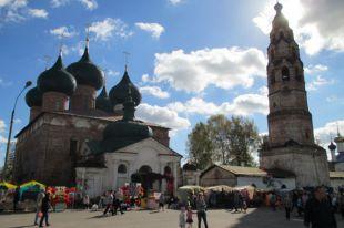 Храм Рождества Богородицы -  единственный в России памятник воинской славы, посвящённый победе при Лесной.