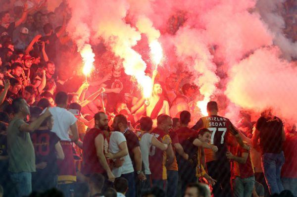 «Бешикташ» — самый старый клуб в Турции, насчитывающий огромное число болельщиков.