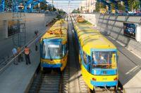 Линия «Tram-Train» будет включать два маршрута, которые будут проходить через Дарницкий железнодорожный мост