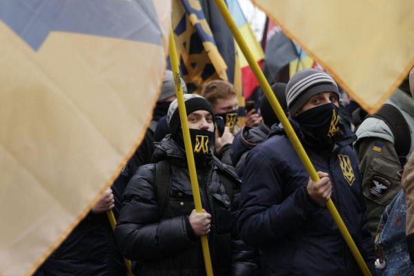 Полиция уже сообщила о том, что Марш Национального Достоинства в целом прошел без нарушений правопорядка