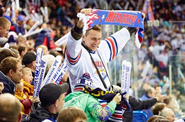 Магнитогорский «Металлург» победил «Куньлунь» впервом матче 1/8 финала плей-офф КХЛ