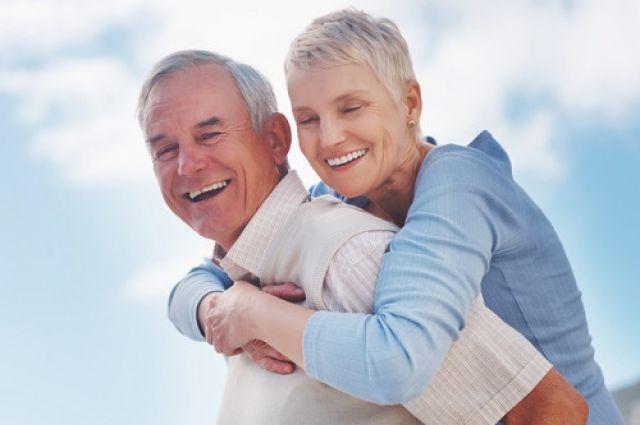 В 80% случаев человек после пятидесятилетнего рубежа более удовлетворен собой