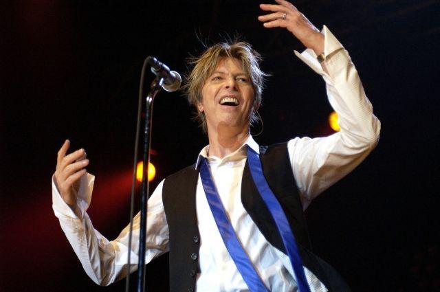 Дэвида Боуи посмертно наградили премией BRIT Awards