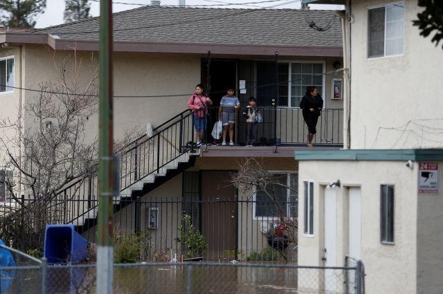 Из-за наводнения в американском Сан-Хосе эвакуируют почти 14 тысяч человек