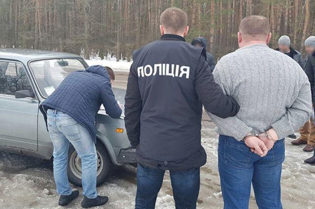 ВЖитомирской области задержали навзятке майора милиции