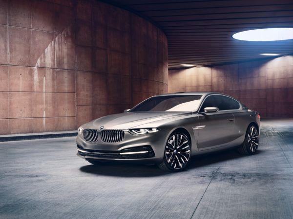 Немецко-итальянский автомобиль BMW Gran CoupeFinifarina Lusso имеет под капотом двигатель, мощность которого - 550 л.с.