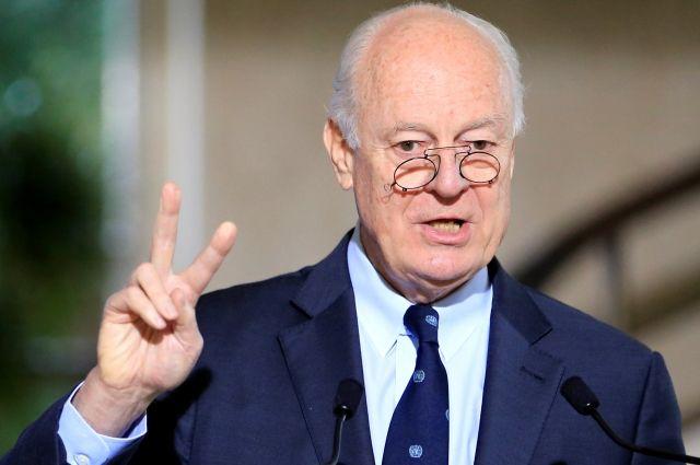 В Женеве после почти годичного перерыва стартовали межсирийские переговоры