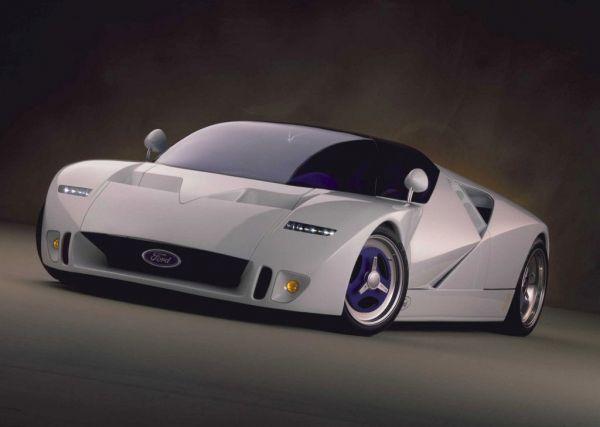 Ford GT90 с мощностью двигателя в 720 л.с. развивает максимальную скорость до 407 км/ч!