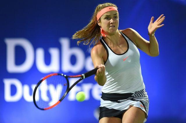 Благодаря выходу в полуфинал турнира в Дубае, в обновленном рейтинге WTA Свитолина установит новый личный и национальный рекорд в мировой классификации