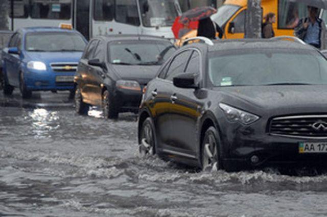 Шесть столичных районов может затопить из-за потепления