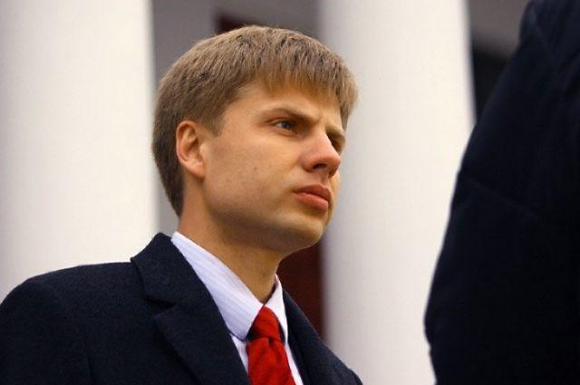 В парламентской фракции Гончаренко не видели с вечера 22 февраля