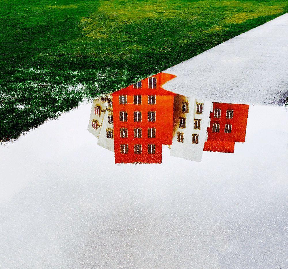 В категории «Вода, снег, лед» редакция АиФ особенно хочет отметить вот это фото