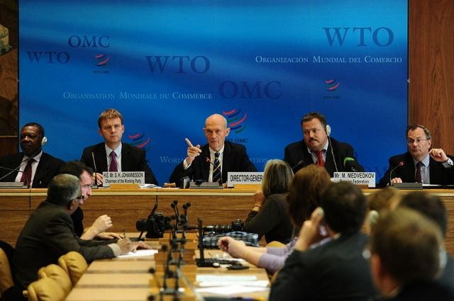 ВТО отклонила апелляцию РФ по делу о запрете поставок свинины из Европы
