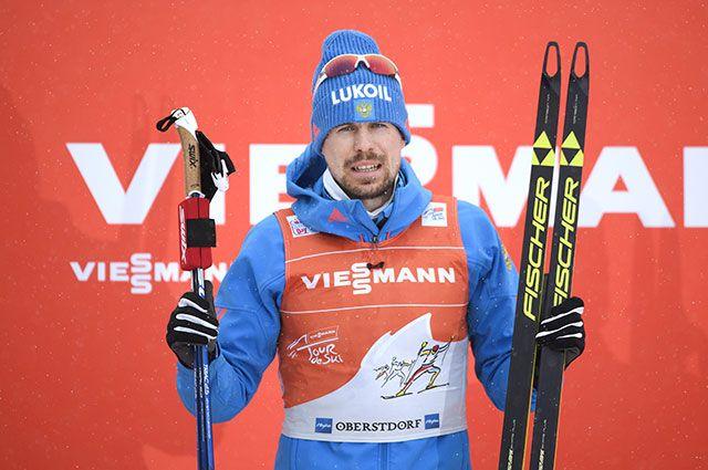 Российский лыжник Устюгов завоевал серебро в спринте на чемпионате мира