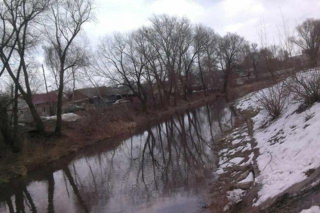 Река Стрижень