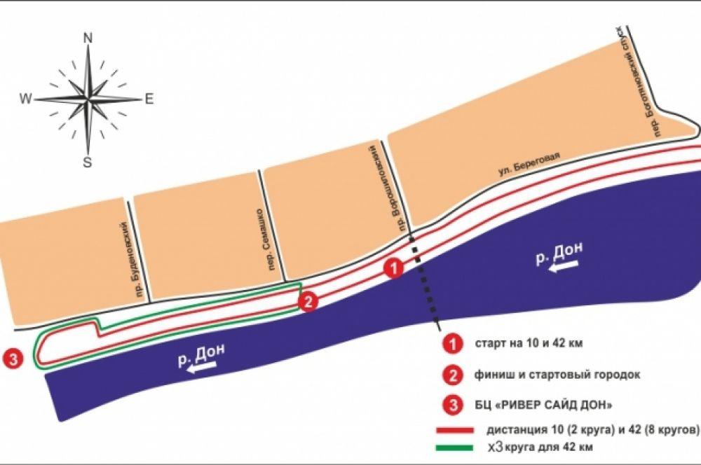 В 2017 году, в связи с реконструкцией Гребного канала, соревнования состоялись на набережной реки Дон.
