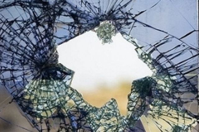 Ученик колледжа туризма расстрелял автобусную остановку наВасильевском