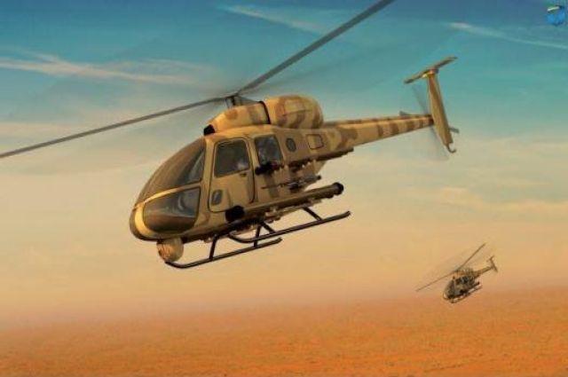 Боевой вертолет КТ112 «Combat»