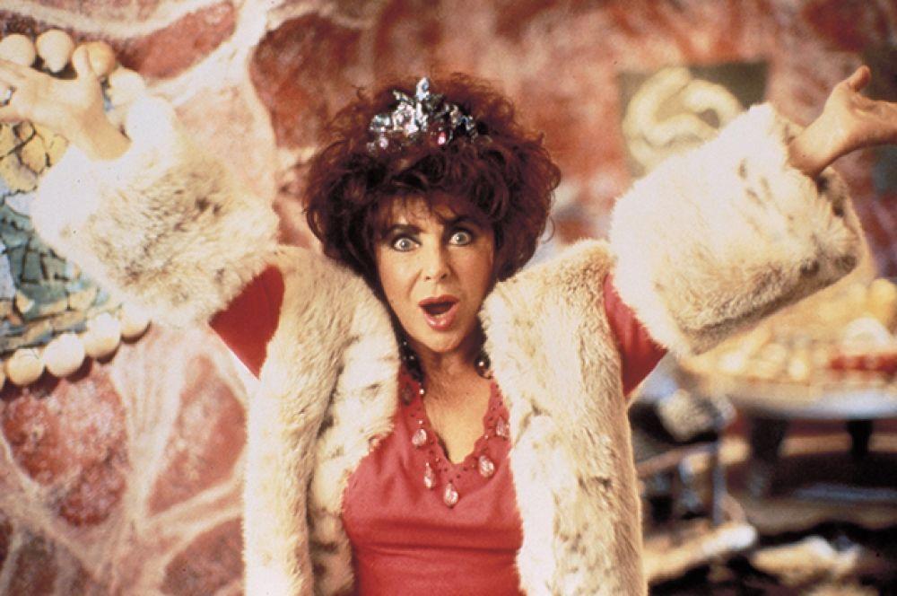 Последний раз на большом экране Тейлор появилась в 1994 году в кинокомедии «Флинтстоуны», где сыграла взбалмошную тёщу Фреда Пирл Слэгхупл.