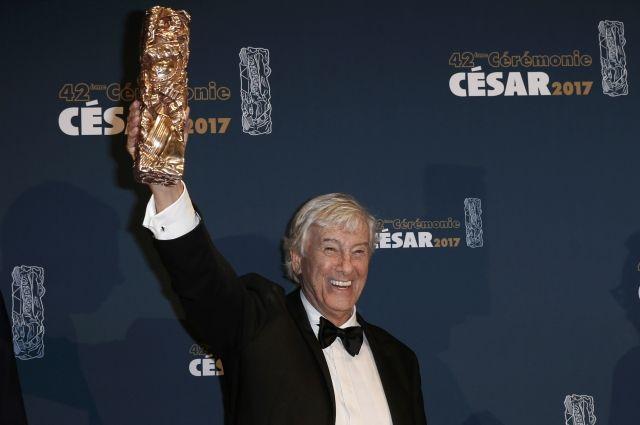 Пол Верховен получил премию «Сезар» зафильм «Она»