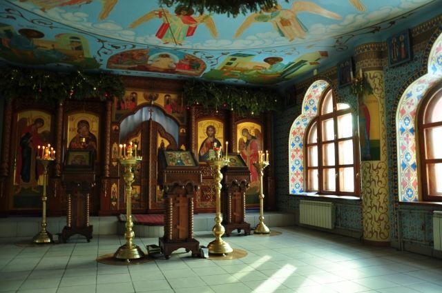 Храмы восстанавливают по всей Тюменской области
