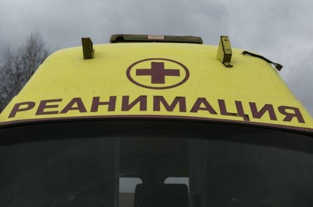 Пострадавший доставлен в больницу.