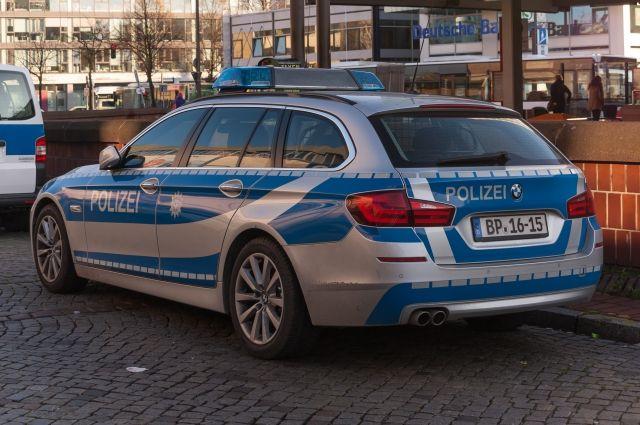 Неизвестный шофёр врезался вгруппу пешеходов вГермании
