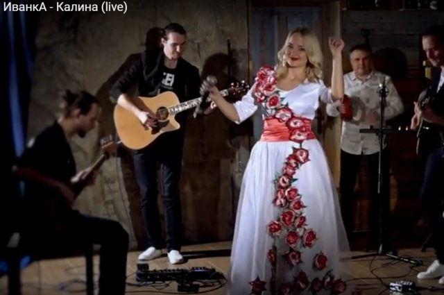 Брянская певица Иванка презентовала новый клип