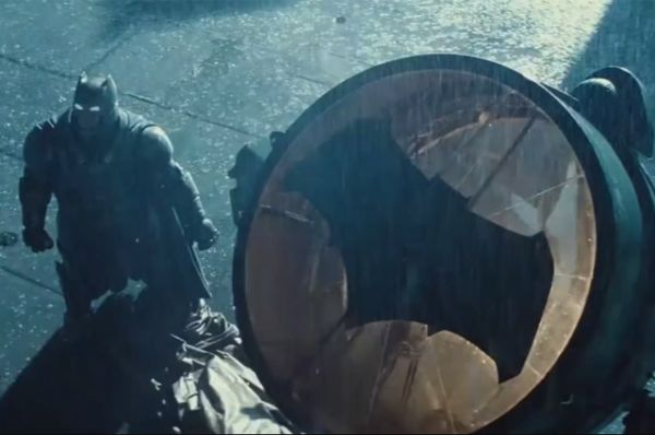 «Бэтмен против Супермена: На заре справедливости».
