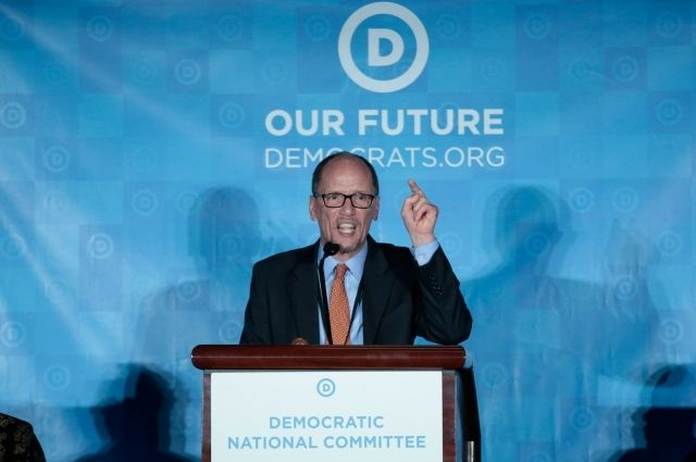 Новый глава Нацкомитета демократов США пообещал сопротивление Трампу