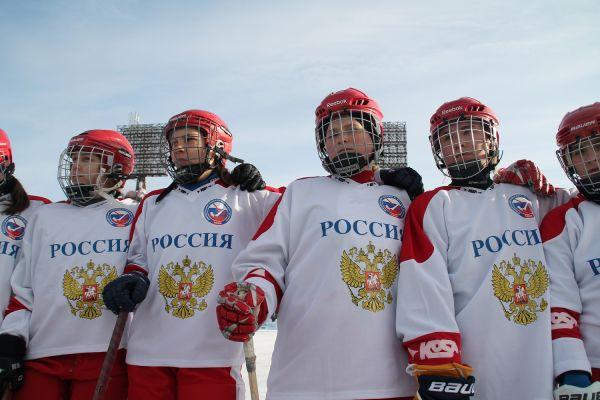 Россия стала второй на первенстве.