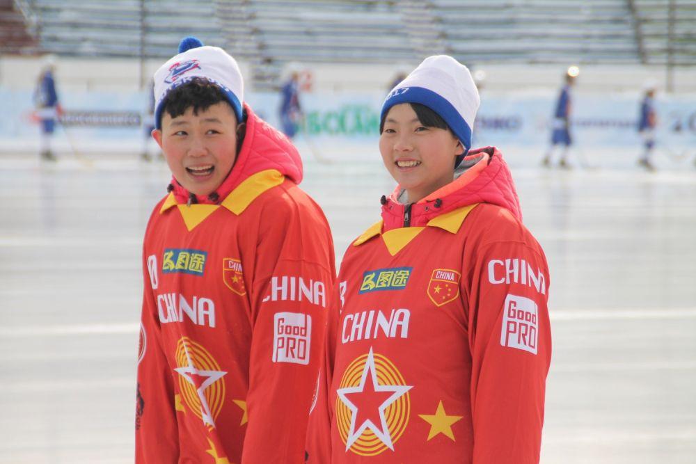 Сборная Китая была рада посетить наш город и впервые принять участие в первенстве мира по бенди.