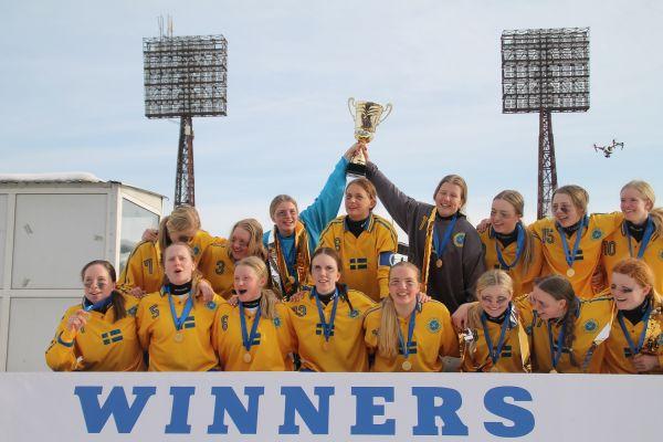 Победу праздновала скандинавская команда