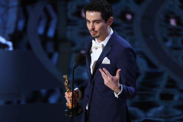 Кинорежиссер фильма «Ла-ла Ленд» Дэмьен Шазелл получил «Оскар»