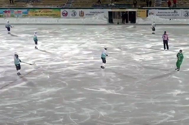 Скрынник: санкции ксорвавшим матч клубам «Водник» и«Байкал-Энергия» будут жесткие