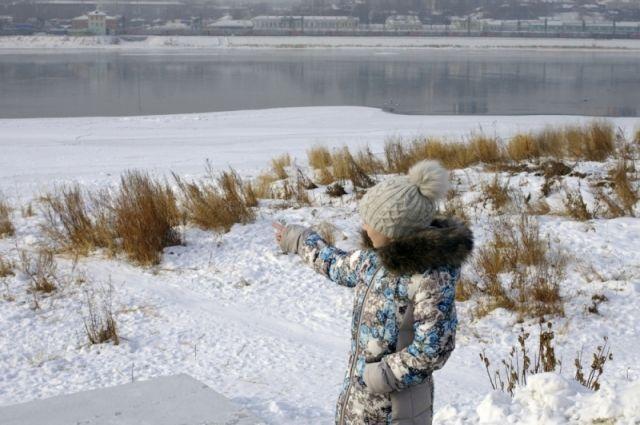 ВСамарской области провалились под лед иутонули двое детей