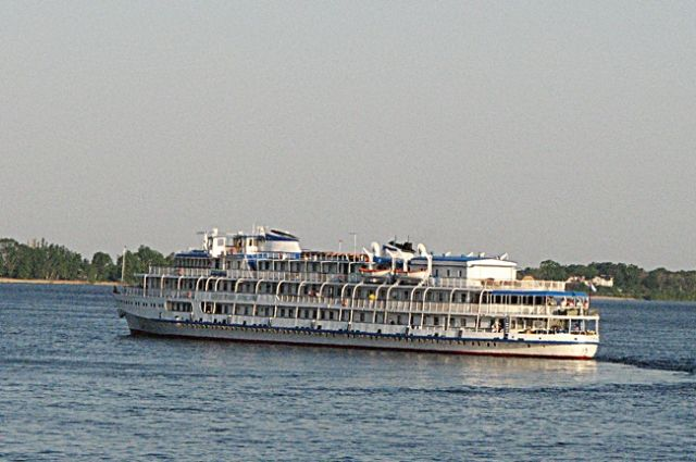 Власти Дагестана хотят развить круизное судоходство наКаспийском море