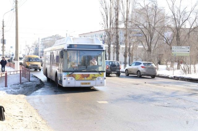 ВВолгограде с1марта поменяются маршруты автобусов №1 и №21