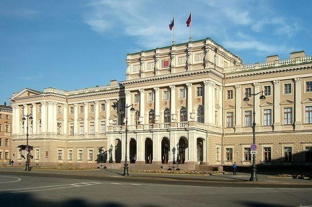 ВПетербурге начинается формирование Общественной палаты города