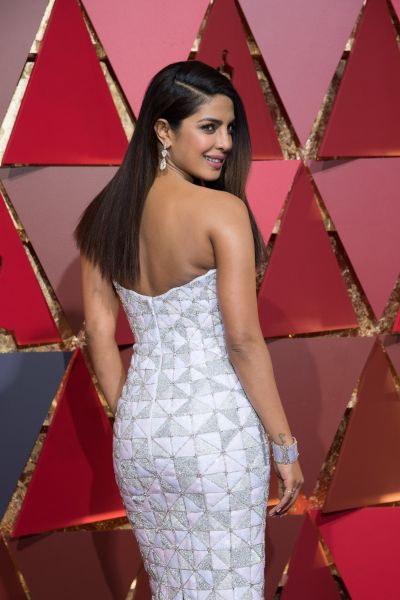 Индийская актриса Приянка Чопра появилась в Ralph & Russo