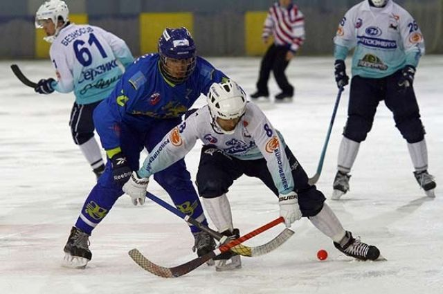 Русские хоккеисты забили 20 голов всвои ворота