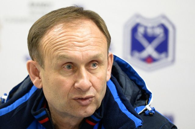 Сергей Мяус.