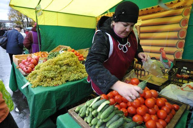 В РФ зафиксирована нулевая недельная инфляция
